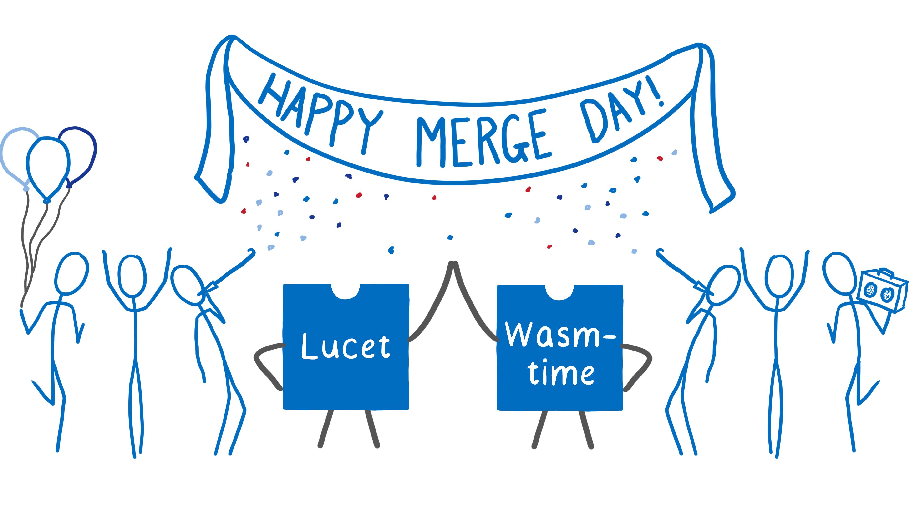 merge day